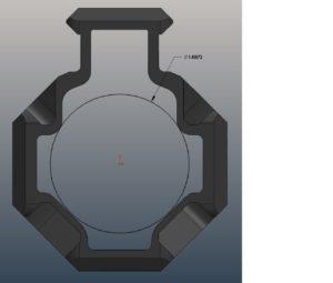 Bootleg Handguard Interior Diameter