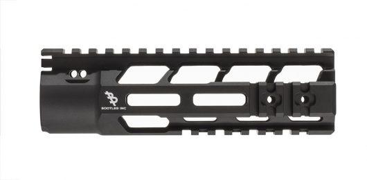 """Bootleg Inc 7"""" AR-15 Handguard - right view BLEM Bootleg PicLok Handguard"""